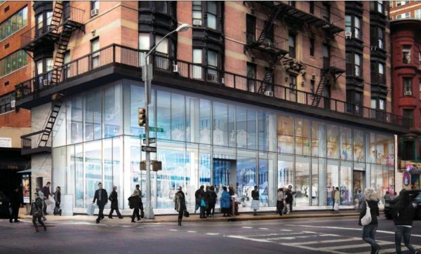 1270 lexington avenue space a new york ny 10028 retail for lease