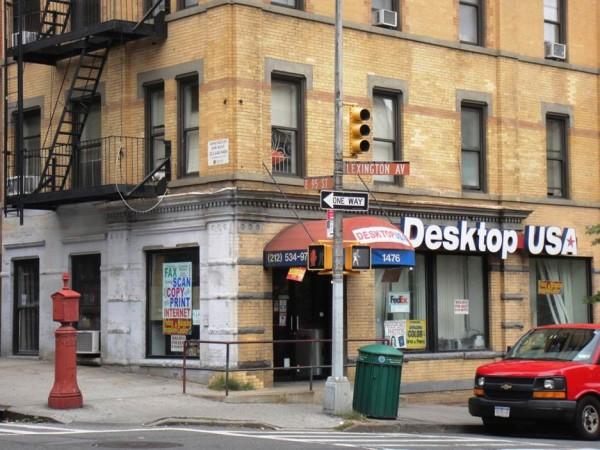 1476 lexington avenue ground floor new york ny 10128 retail for rent