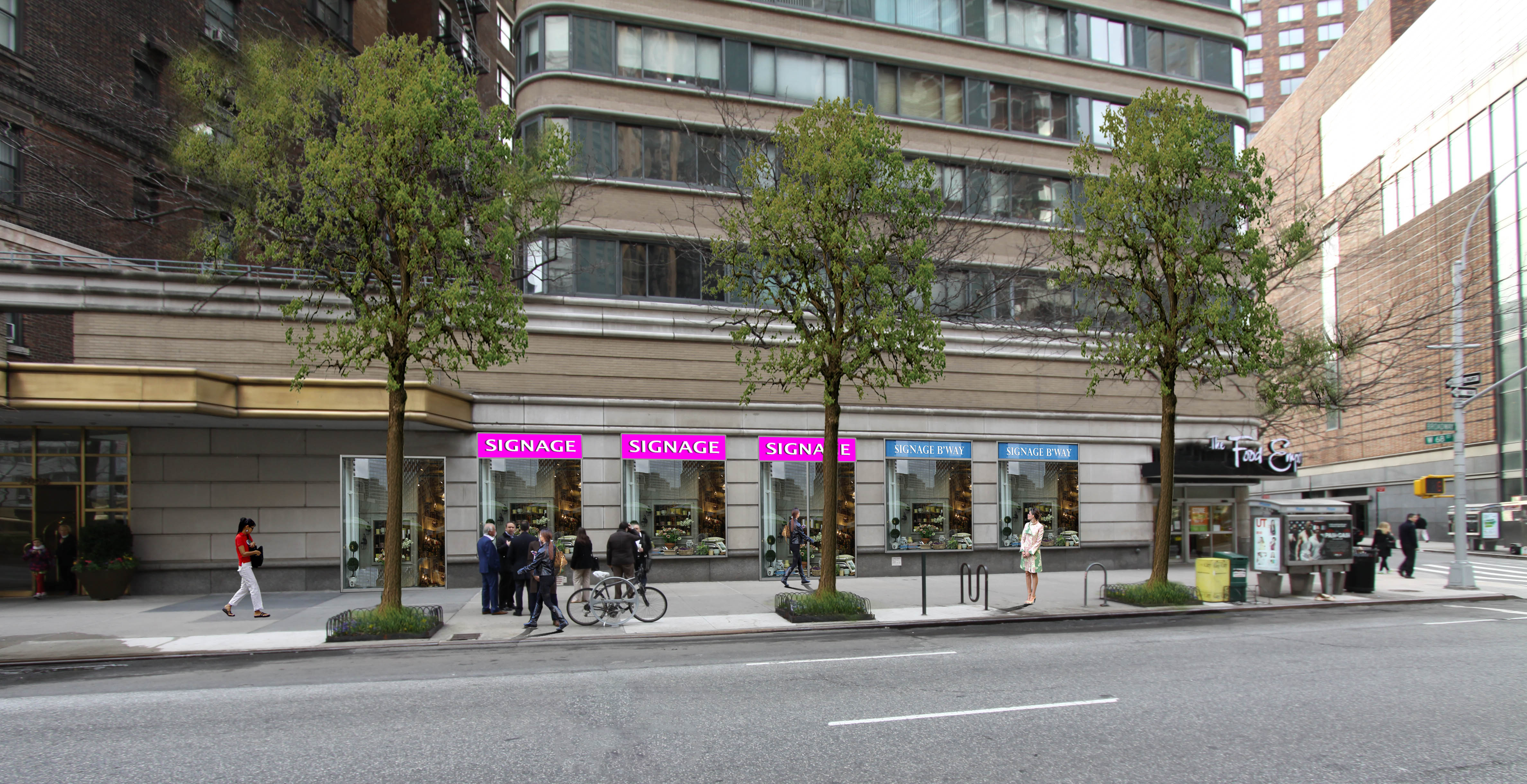 2000 broadway ground floor new york ny 10023 retail for lease