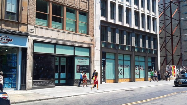 91 chambers street space a new york ny 10007 retail for lease