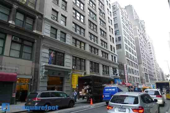 134 West 29th Street Chelsea New York Ny