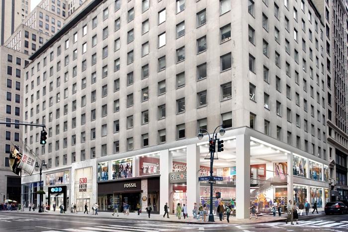530 5th avenue new york ny