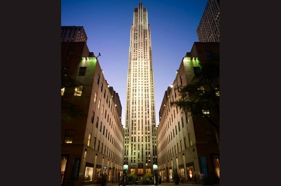 30 Rockefeller Plaza Midtown New York Ny