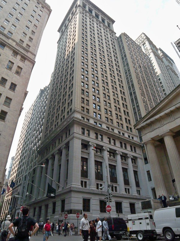 14 wall street new york ny