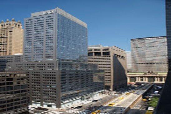 100 Park Avenue Midtown New York Ny