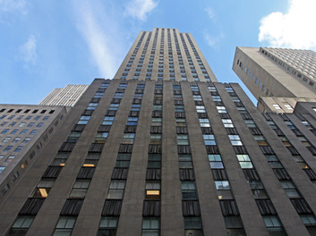1 Rockefeller Plaza Midtown New York Ny