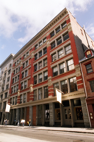 131 spring street new york ny 10012 office for lease