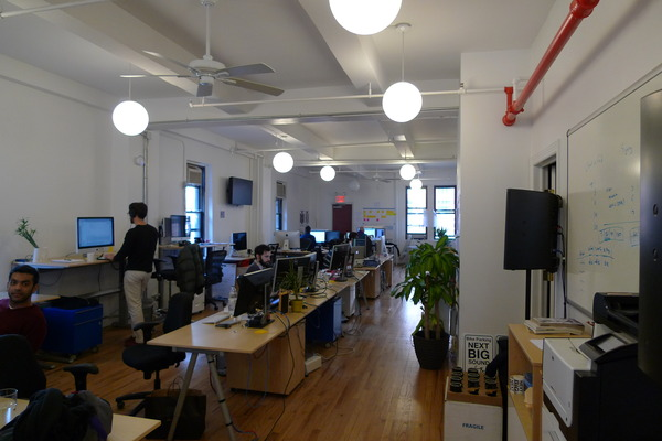 Flatiron Office Space